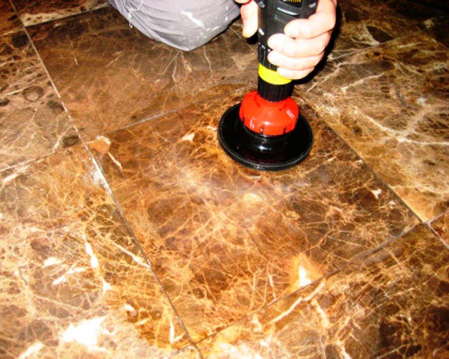 Реставрация искусственного камня своими руками
